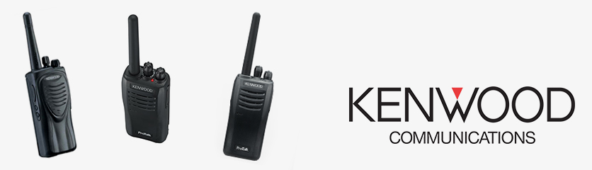 Kenwood 2 way Radios