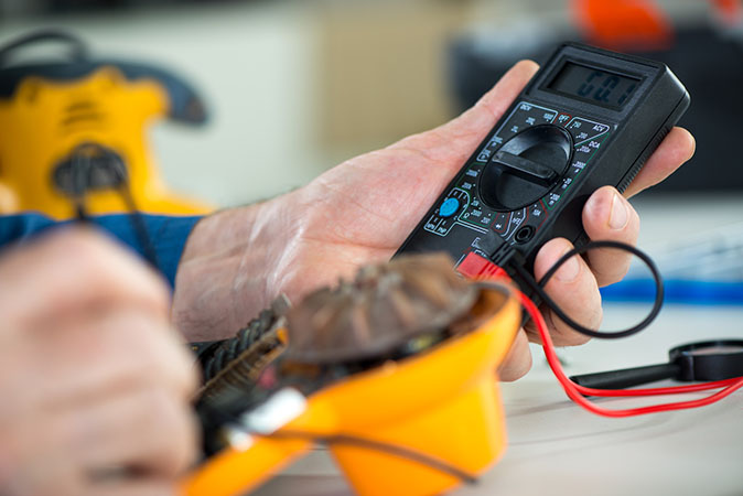 Test Equipment Repairs