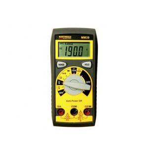 Martindale MM39 Multimeter